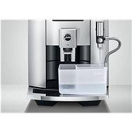 Jura E8 Moonlight Silver - Automatický kávovar