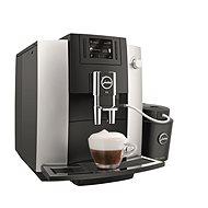 JURA E6 Platin - Automatický kávovar