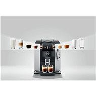JURA S8 Moonlight Silver - Automatický kávovar