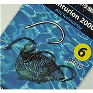 Carp´R´Us Centurion 2000 Hook ATS Velikost 6 10ks - Háček na ryby
