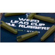 Nash Lead Clip Tail Rubber Weed 10ks - Převlek
