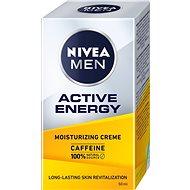 NIVEA MEN Active Energy Face Cream 50 ml - Pánský pleťový krém