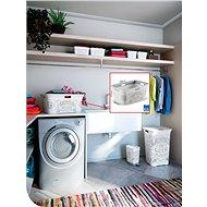 KIS Chic Basket Laundry Bag 45l - Koš na prádlo