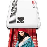Kodak Printer Mini 3 Plus Retro bílý - Termosublimační tiskárna