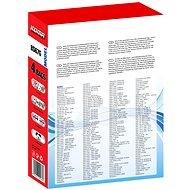 KOMA BS67G - Sada 12ks sáčků do vysavače Bosch Typ G ALL, textilní s plastovým čelem - Sáčky do vysavače