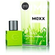 MEXX Mexx Man Festival Summer EdT 35 ml - Toaletní voda pánská
