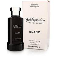 BALDESSARINI Black EdT 75 ml - Toaletní voda pánská