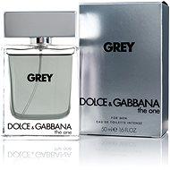 DOLCE & GABBANA The One Grey EdT 50 ml - Toaletní voda pánská