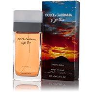 DOLCE & GABBANA Light Blue Sunset in Salina EdT 100 ml - Toaletní voda