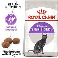 Royal Canin Sterilised 10 kg - Granule pro kočky