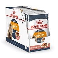 Royal Canin Intense Beauty Gravy 12 × 85 g - Kapsička pro kočky