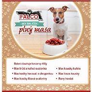 MIX BALENÍ pes NOVÉ 400 g / 6 ks - Konzerva pro psy