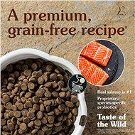 Taste of the Wild Pacific Stream Canine 2 kg - Granule pro psy