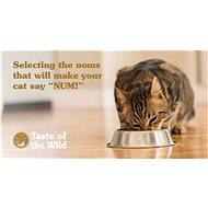 Taste of the Wild Lowland Creek Feline 6,6 kg - Granule pro kočky
