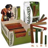 Whimzees Dental stix M 30g, 100ks v balení - Pamlsky pro psy