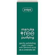 ZIAJA Manuka tree Noční krém 50 ml - Pleťový krém