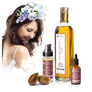 ZÁHIR COSMETICS Bio Organic Argan Oil Gift Pack 50 ml - Pleťový olej