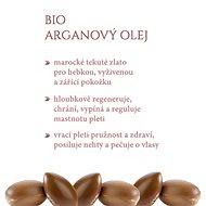ZÁHIR COSMETICS Bio Organic Argan Oil 250 ml - Pleťový olej