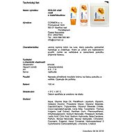 ISOLDA Krém na ruce včelí vosk s mateřídouškou 500 ml - Krém na ruce