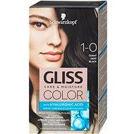 SCHWARZKOPF GLISS COLOR 1-0 Černý 60 ml - Barva na vlasy