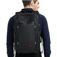 """Kingsons Business Travel Laptop Backpack 15.6"""" černý - Batoh na notebook"""