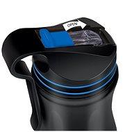 Lamart termoska 550ml černo/modrá HANG LT4047 - Termoska