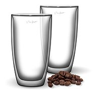 Lamart set 2ks coffee sklenic 230ml VASO  LT9010 - Termosklenice