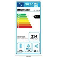 LIEBHERR IK 3524 - Vestavná lednice