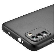 Lenuo Leshield pro Xiaomi Poco M3, černý - Kryt na mobil