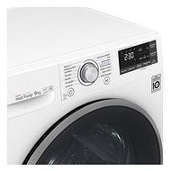 LG RC91U2AV3W - Sušička prádla