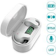 LAMAX Taps1 White - Bezdrátová sluchátka
