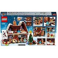 LEGO Creator Expert 10267 Perníková chaloupka - LEGO stavebnice