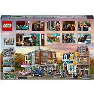 LEGO Creator Expert 10270 Knihkupectví - LEGO stavebnice