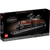 LEGO Creator 10277 Lokomotiva Krokodýl - LEGO stavebnice