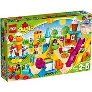 LEGO DUPLO Town 10840 Velká pouť - LEGO stavebnice