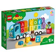LEGO DUPLO My First 10915 Náklaďák s abecedou - LEGO stavebnice