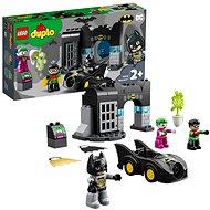 LEGO DUPLO Super Heroes 10919 Batmanova jeskyně - LEGO stavebnice