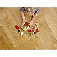 LEGO DUPLO Town 10927 Stánek s pizzou - LEGO stavebnice