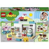 LEGO DUPLO Town 10928 Pekárna - LEGO stavebnice