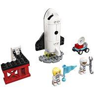 LEGO® DUPLO® Town 10944 Mise raketoplánu - LEGO stavebnice