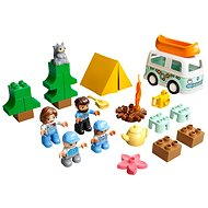 LEGO® DUPLO® 10946 Dobrodružství vrodinném karavanu - LEGO stavebnice