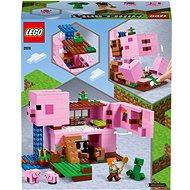 LEGO Minecraft 21170 Prasečí dům - LEGO stavebnice