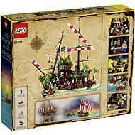 LEGO Ideas 21322 Pirates of Barracuda Bay - LEGO stavebnice