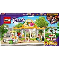 LEGO Friends 41444 Bio kavárna v městečku Heartlake - LEGO stavebnice