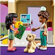 LEGO Friends 41446 Veterinární klinika v městečku Heartlake - LEGO stavebnice