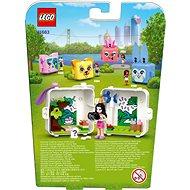LEGO Friends 41663 Emma a její dalmatinový boxík - LEGO stavebnice