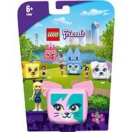 LEGO Friends 41665 Stephanie a její kočičí boxík - LEGO stavebnice