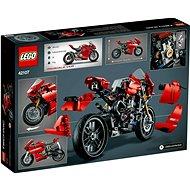 LEGO Technic 42107 Ducati Panigale V4 R - LEGO stavebnice
