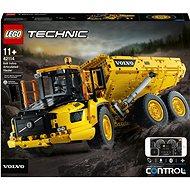 LEGO Technic 42114 Kloubový dampr Volvo 6x6 - LEGO stavebnice