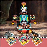LEGO® VIDIYO™ 43114 Punk Pirate Ship - LEGO stavebnice